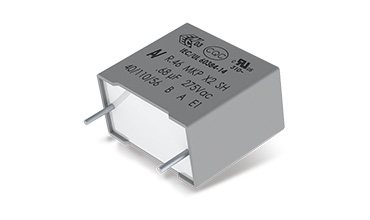 Film Capacitor for Electronic Equipment